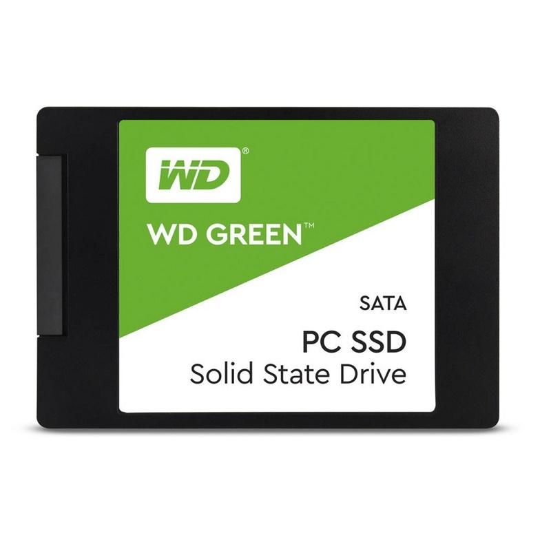 """WD WDS480G2G0A 480GB SSD 2.5"""" SATA GREEN"""