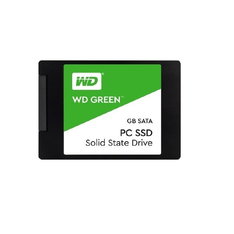 """WD WDS120G2G0A 120GB 2.5"""" SSD Green"""