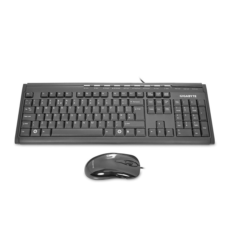 GIGABYTE KM6150 MULTIMEDIA K/B & MOUSE