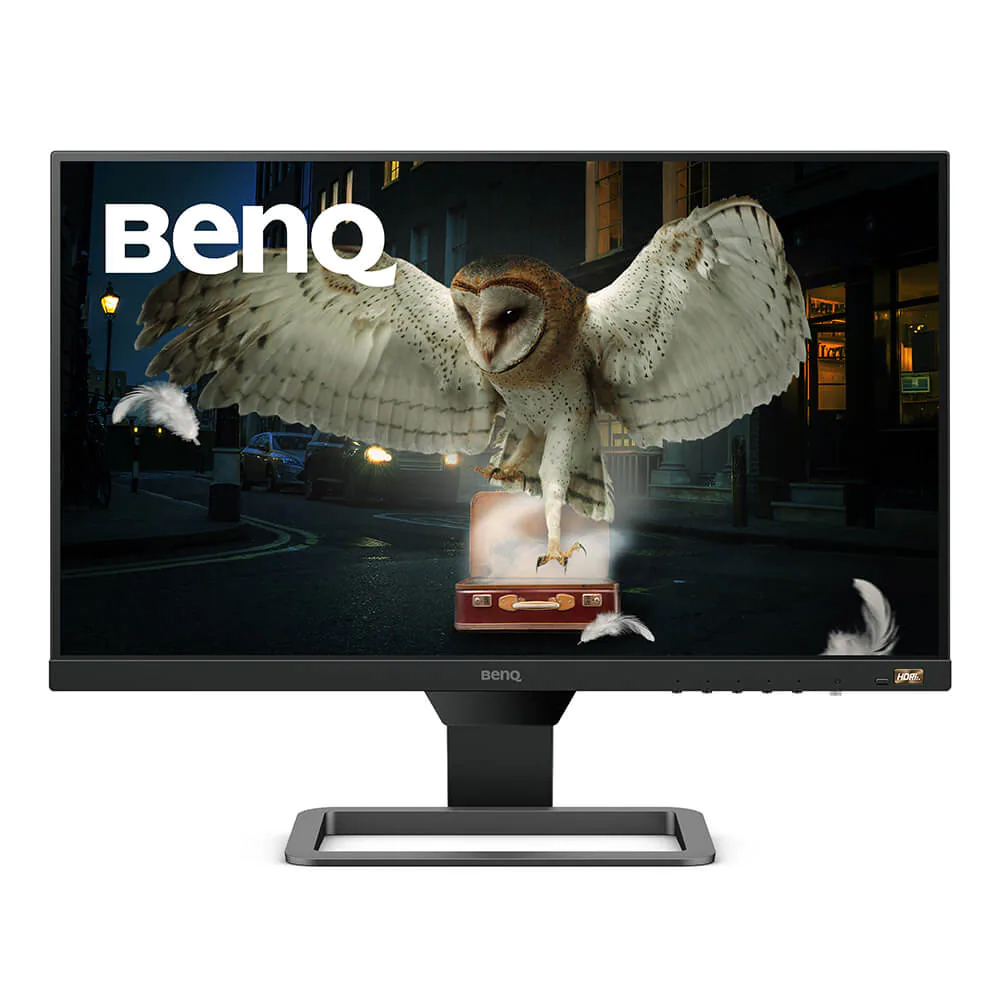 "Benq EW2480 23.8"" IPS Monitor Speaker HDMI HDR"