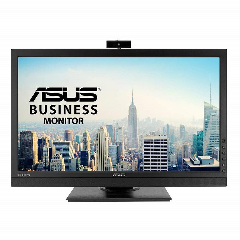 """Asus BE24DQLB 23.8"""" IPS Video Conferencing Webcam Monitor"""