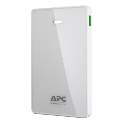 APC M10WH 10000MAH Power Bank White