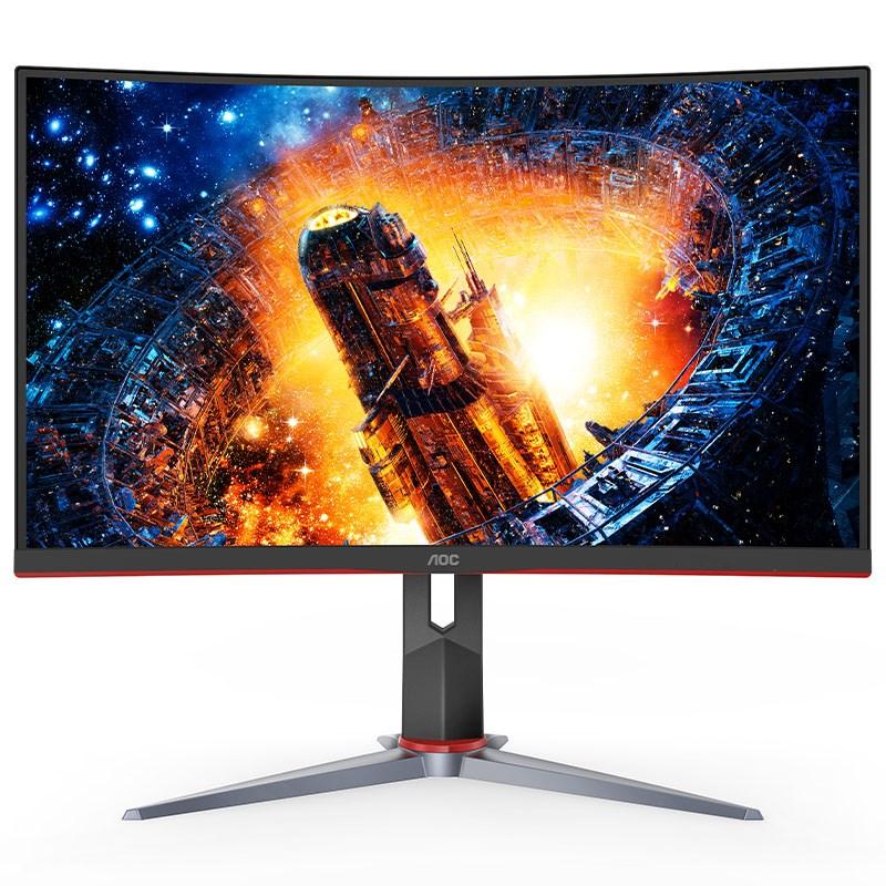 """AOC C27G2 27"""" Curve Gaming monitor FHD 165Hz 1ms FreeSync"""