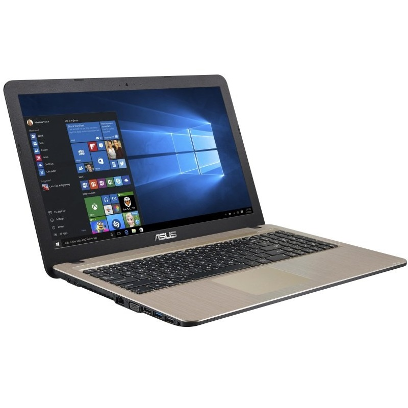 """Asus VivoBook X540UA-GQ688T 15.6"""" i3-7020U 1T 4G W10 NB"""
