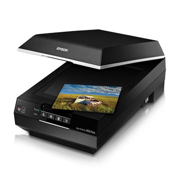 Epson FILM&DOC SCANNER,6400X9600dpi,OPTICAL DENSITY 3.4,LED TECH