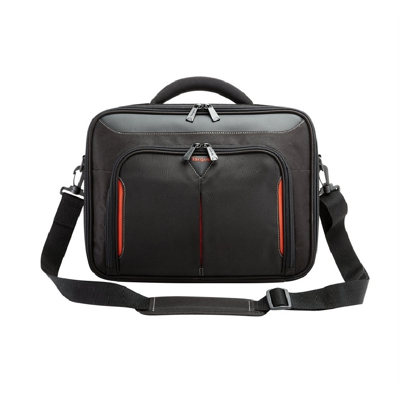 """TARGUS CNFS418AU, 18"""" CLASSIC +CLAMSHELLLAPTOP CARRY CASE WITH FILE COMPARTMENT"""