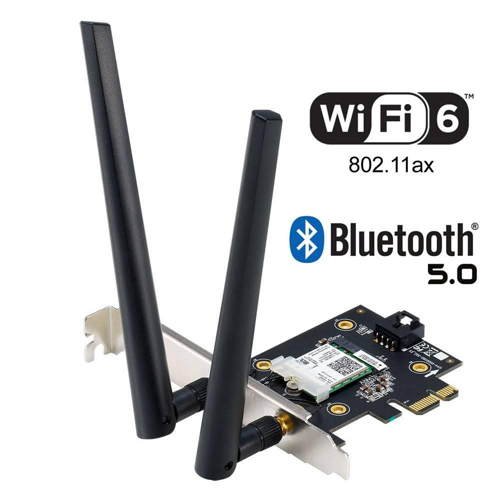 Asus PCE-AX3000 (oem) AX3000 BT PCI-E wifi 6 card
