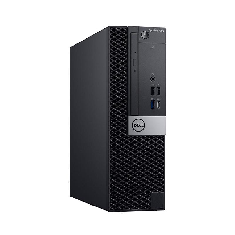 DELL OPTIPLEX 7060 SFF, i5-8500, 8GB, 128GB SSD, DVDRW, NO-WL, W10P, 3YOS