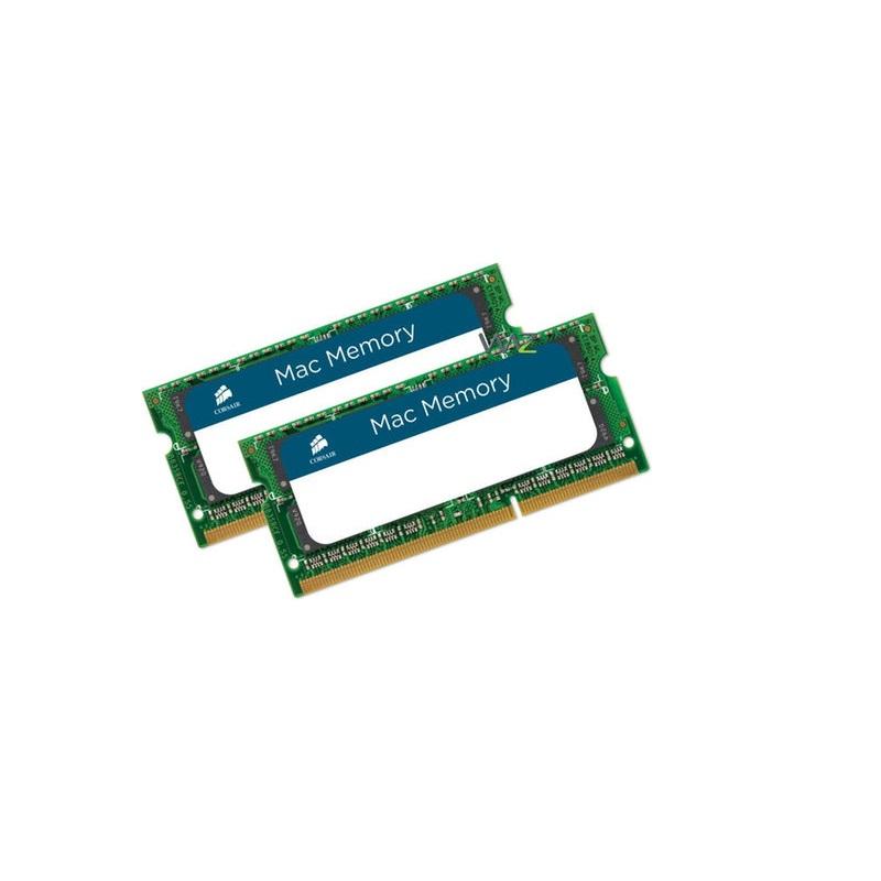 Corsair CORSAIR Apple Qualified 8GB (2x4GB) DDR3 DRAM SODIMM 1066MHz C7 1.5V