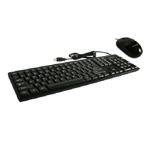 TOSHIBA KU40M (PA5175A-1ETB) USB KEYBOARD & MOUSE BLACK