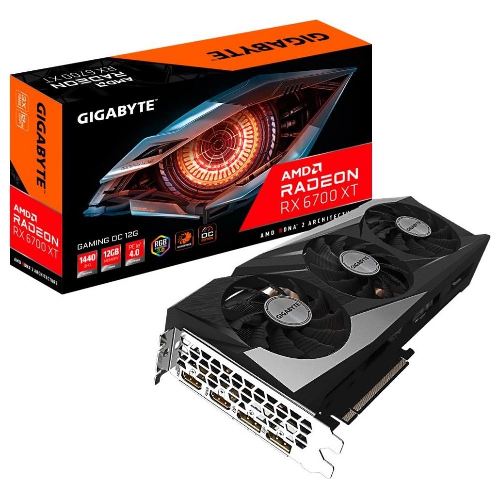 Gigabyte R67XTGAMING-OC-12GD RX6700XT 12G video card