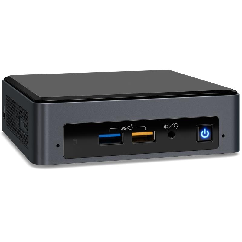 Intel BOXNUC8I3BEK4 i3-8109U M.2 mini barebone PC