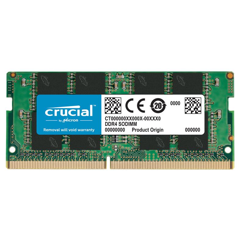(Sodimm) Crucial 16G DDR4-2666 CT16G4SFD8266 memory