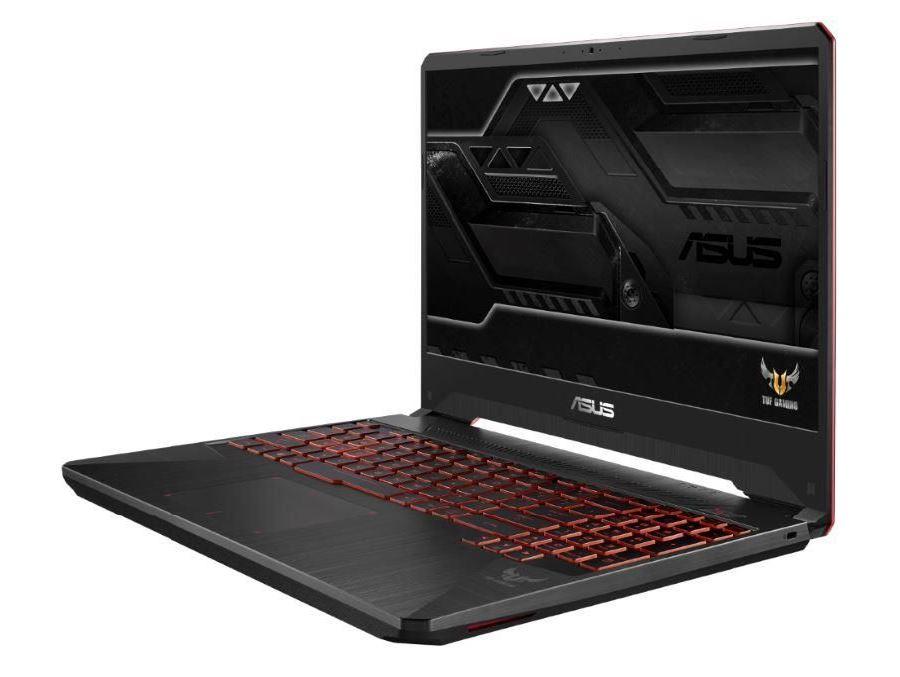 """Asus TUF Gaming FX505GE-BQ076T 15.6"""" i7 1050Ti 16G 256+1T NB"""