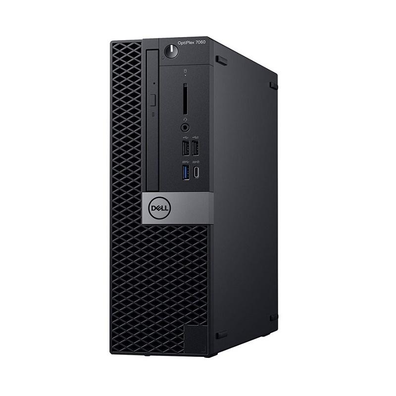 DELL OPTIPLEX 7060 SFF, i5-8500, 8GB, 256GB SSD, DVDRW, NO-WL, W10P, 3YOS