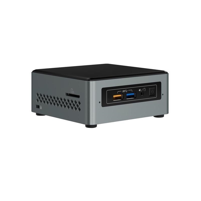 Intel NUC6CAYSAJ J3455, 2GB, 32G eMMC W10 NUC mini PC