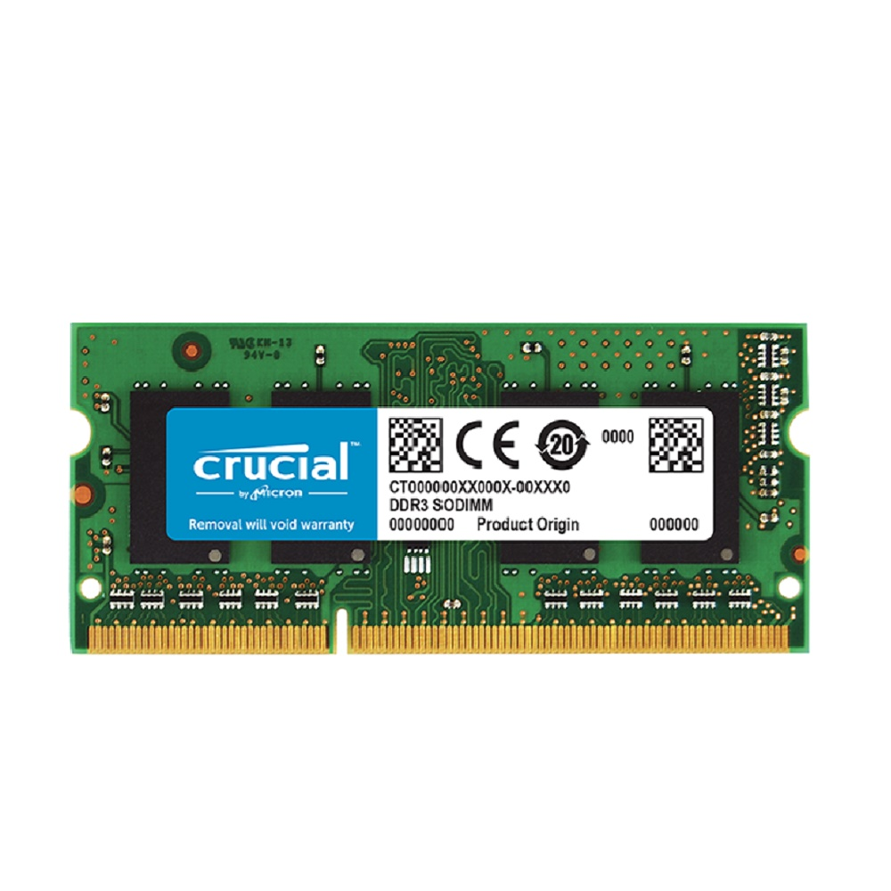 (Sodimm) Crucial CT102464BF160B 8G DDR3-1600 1.35V memory