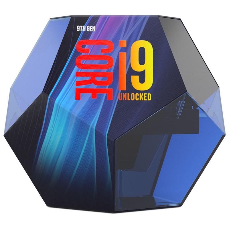 Intel I9 9900K BX80684I99900K 3.6 Ghz Octa Core CPU