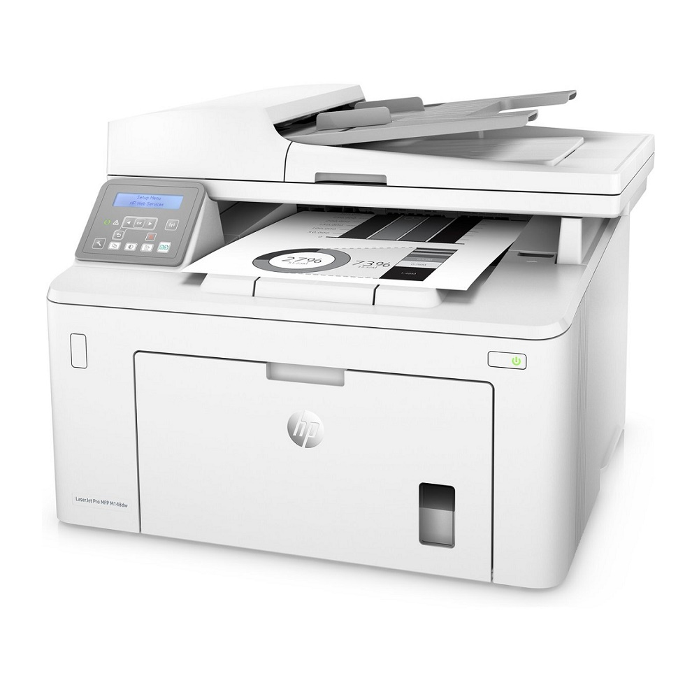 HP LASERJET PRO M148DW MONO MFP, A4, 28PPM, DUPLEX, WIFI, 1YR