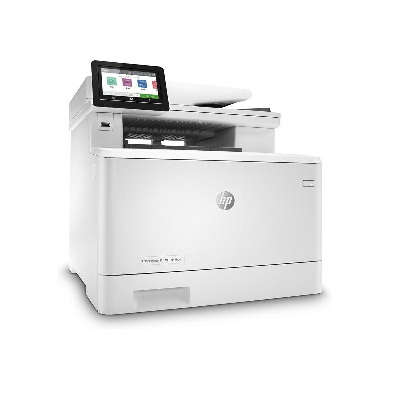 HP W1A77A Color LaserJet Pro MFP M479dw Printer