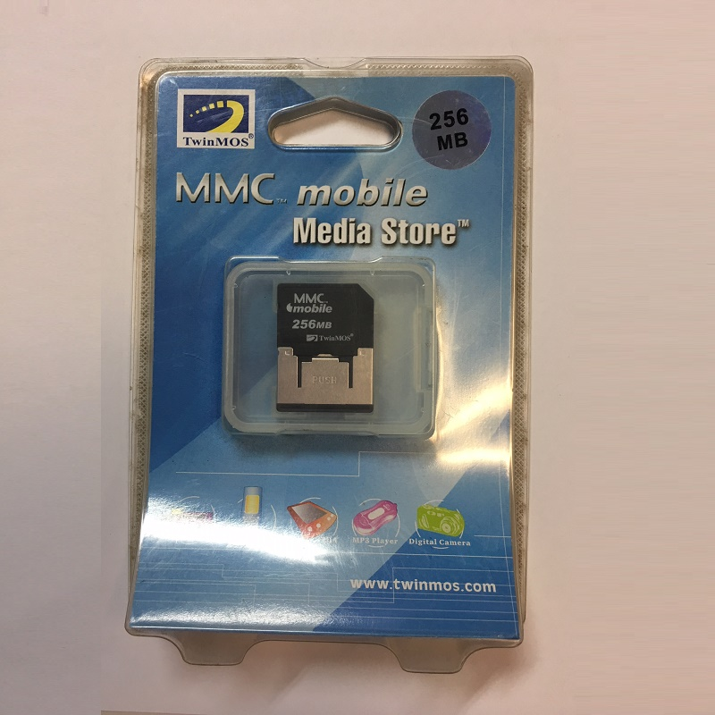 TWINMOS 256MB MMC MOBILE (DUAL VOLTAGE)