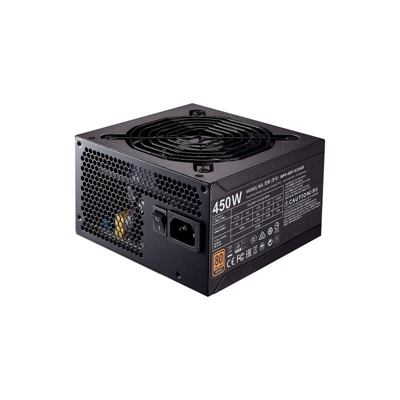 Cooler Master MPE-4501-ACABW-AU 450W White PSU
