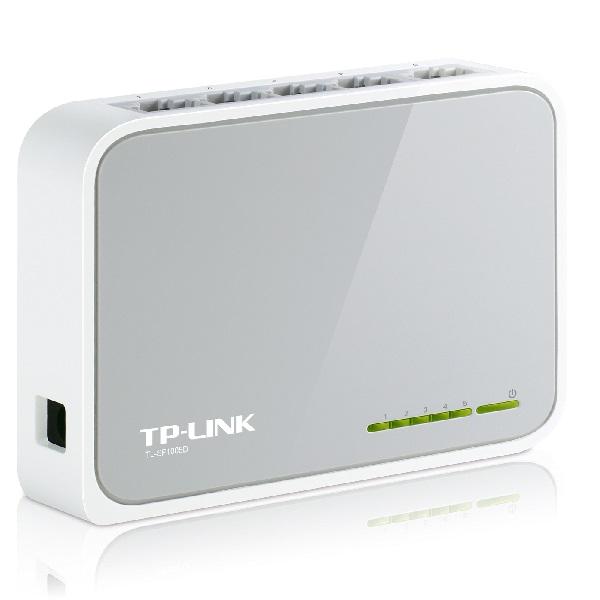 TP-LINK TL-SF1005D 5 PORT  10/100 SWITCH