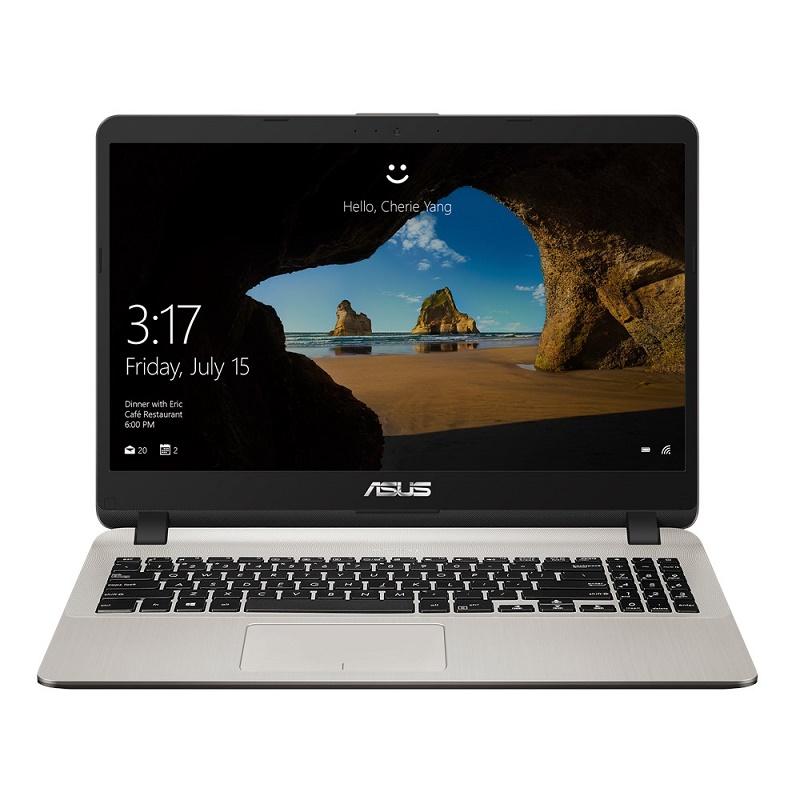 ASUS Vivobook X507UA Notebook Ultra Slim 15.6' HD Intel i3-6006U 4GB DDR4 1TB SATA HDD Win 10 Home 1.68kg 21.9mm FingerPrint LS>ÿX540UA-GQ688T