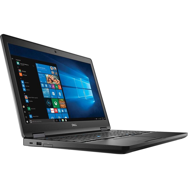 "DELL Latitude 5590 15.6"" i7-8650U 256G SSD 8G USB-C W10P Notebook"