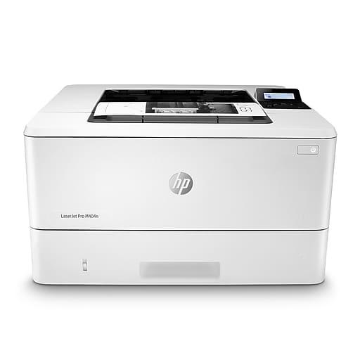 HP LASERJET PRO M404N MONO A4 SFP 38PPM, 250 SHEET TRAY, NETWORK, 1YR WTY