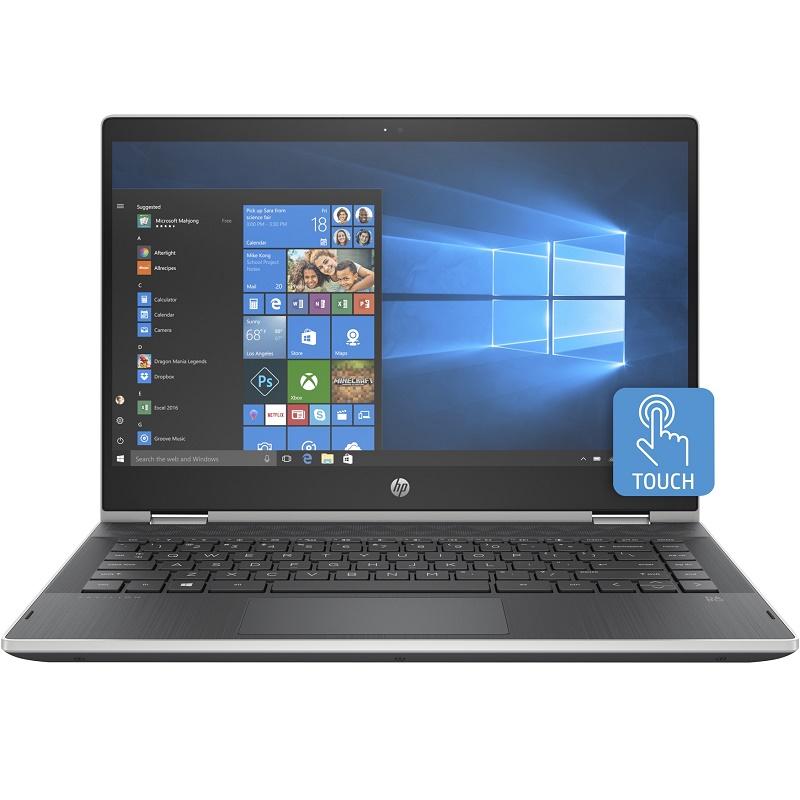 "HP Pavilion X360 4BV13PA Touch 14"" Pentium-4415U 1T 8G Notebook"