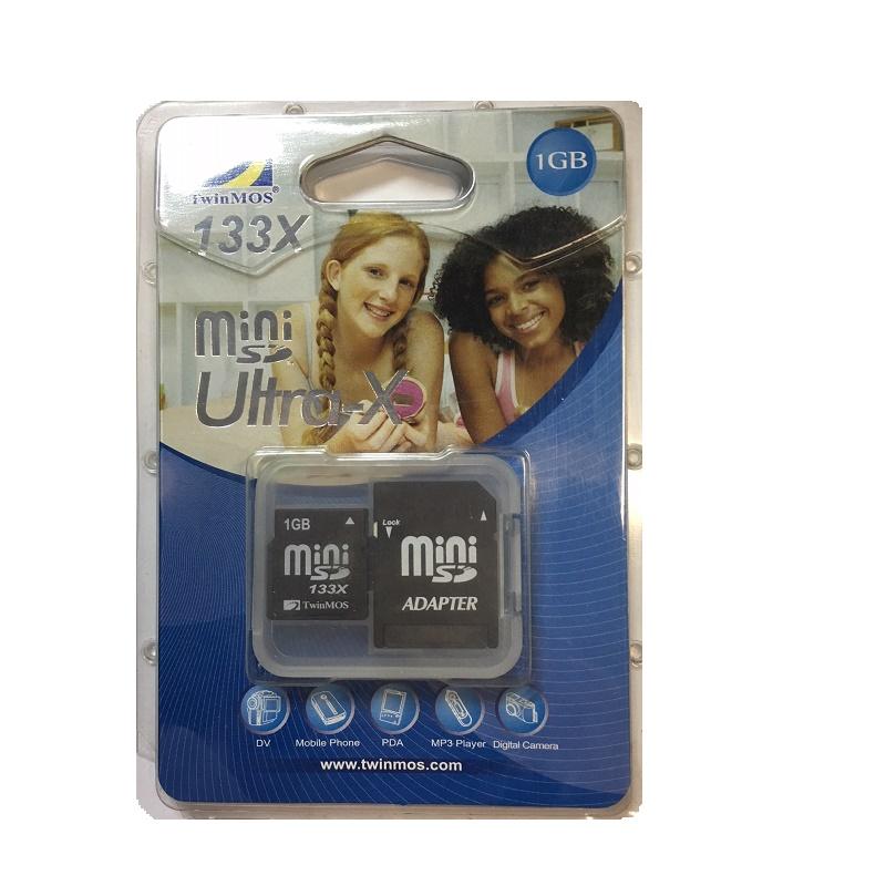 TWINMOS 1GB MINI SD CARD