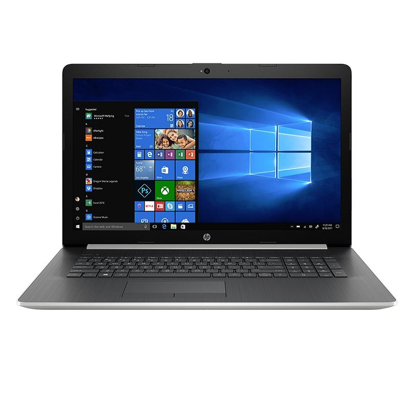 "HP 17 4DQ53PA 17.3"" i7-8550U Radeon 530 8G 256G SSD DVDRW W10H Notebook"