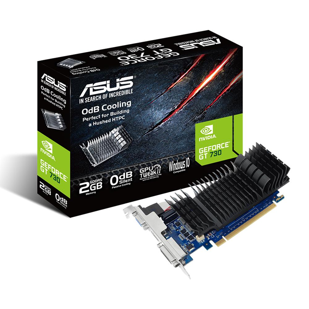 Asus GT730-SL-2GD5-BRK GT730 2GB video
