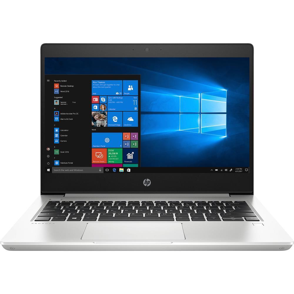 """HP 430 G6 I5-8265U 8GB, 256GB, 13.3"""" HD, WL, BT, W10 HOME 64, 1YR"""
