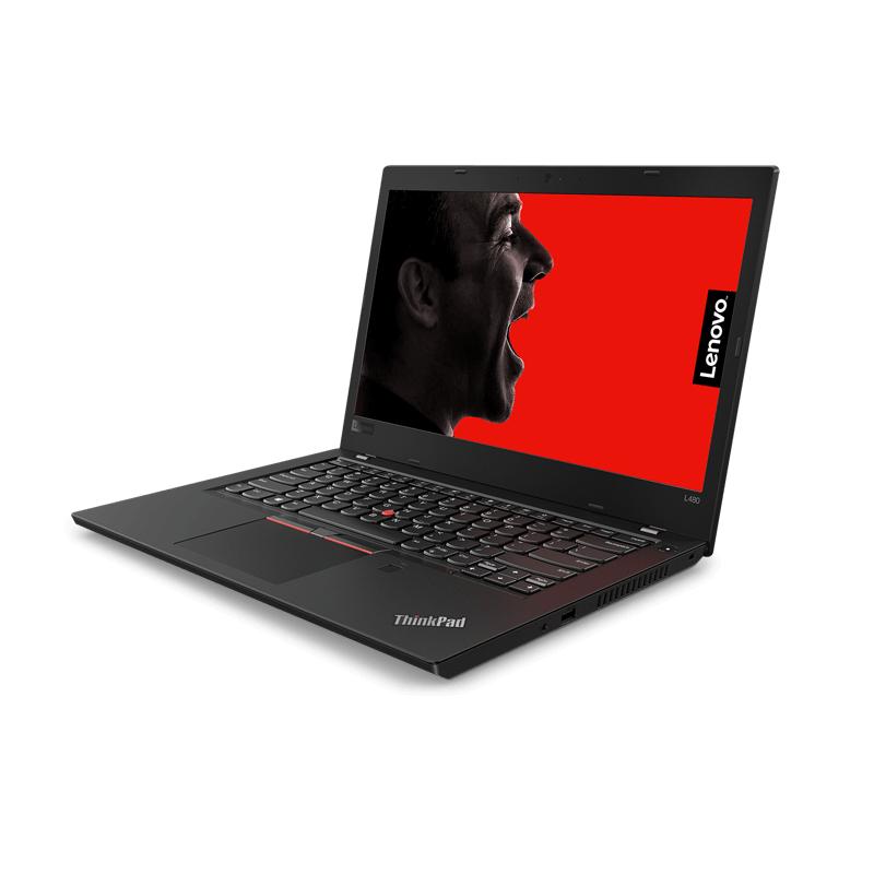 """LENOVO ThinkPad L480 20LS001XAU 14"""" i7-8550U 1T 8G W10P Notebook"""