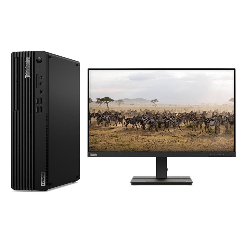 """Lenovo 11DC0022AU M70s-1 SFF i5 + Lenovo 27"""" Monitor"""