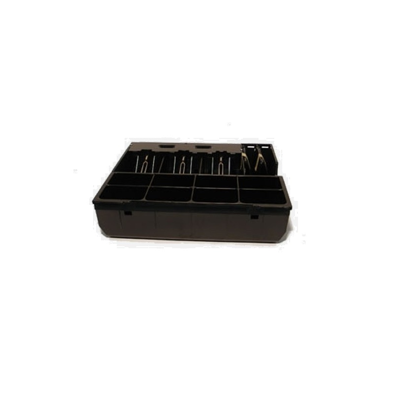 SHARP ER58CC Cash Drawer Insert with removable coin tray