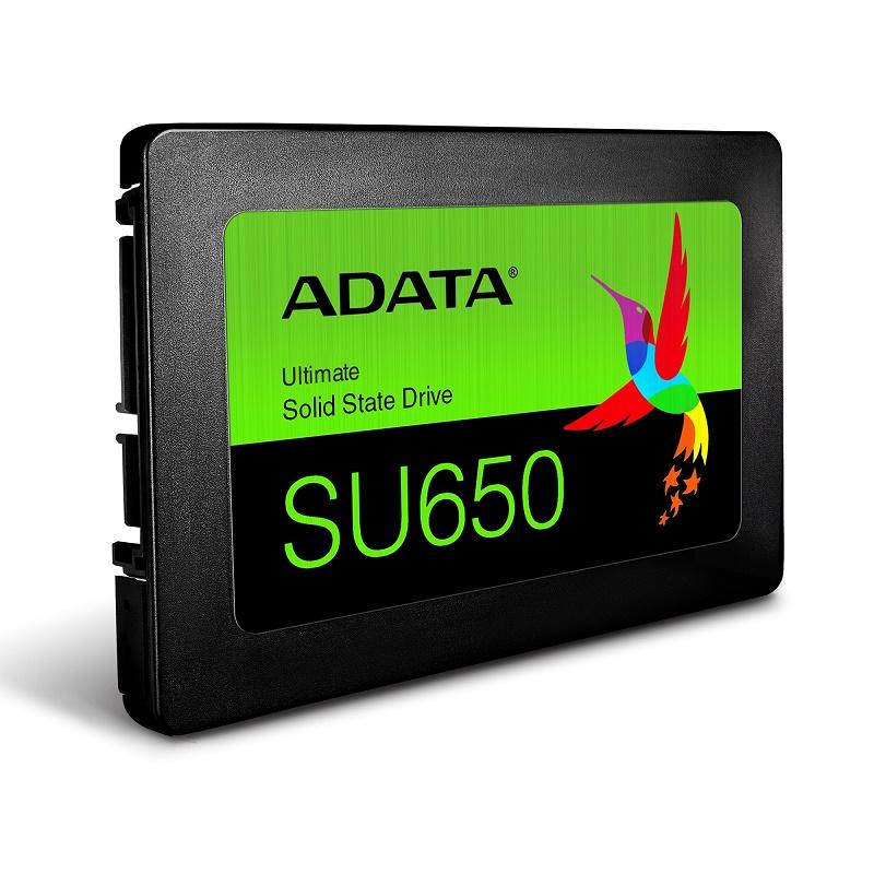 "Adata 480G SU650 2.5"" SSD ASU650SS-480GT"