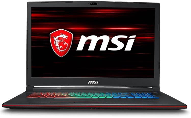 MSI GP73 I7 256G 2T GTX1060 6G W10