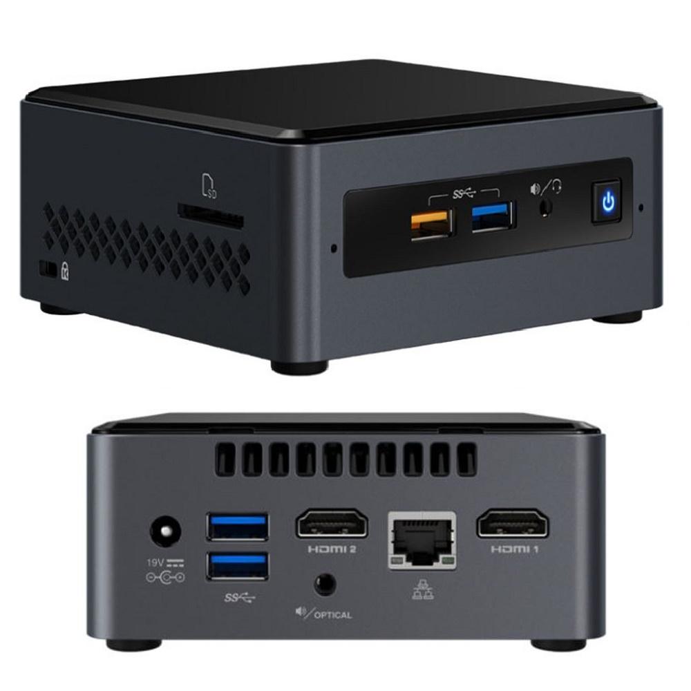 "Intel BOXNUC7CJYHN4 Nuc Mini PC - J4005 DDR4(0/2) 2.5""(0/1)"