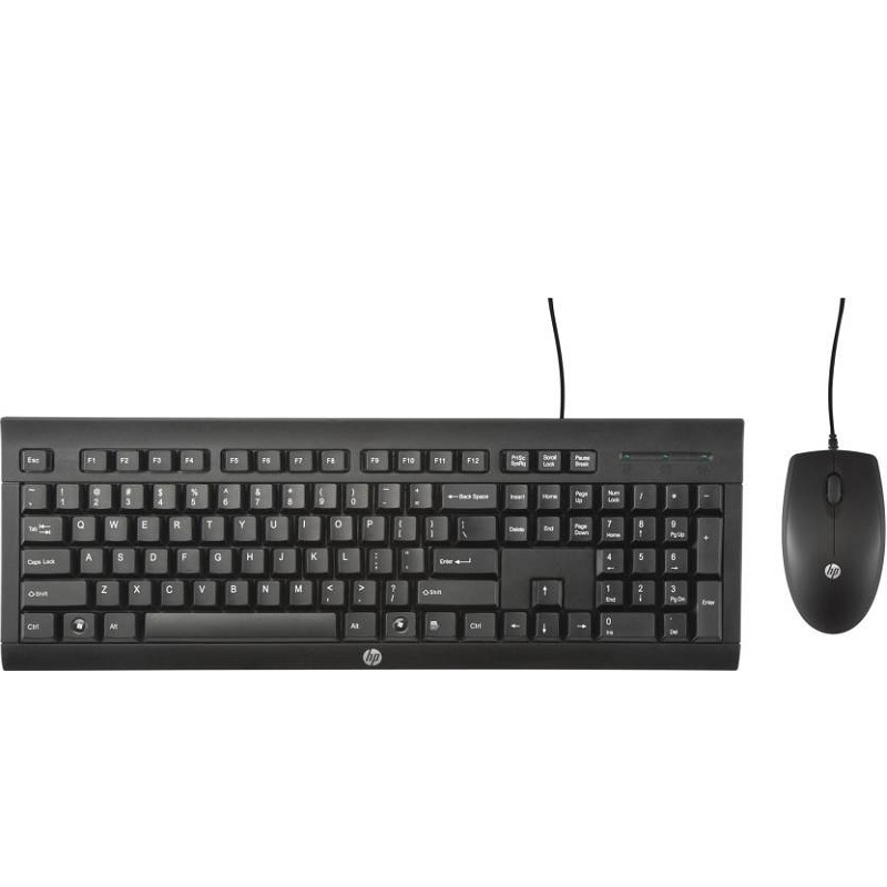 HP J8F15AA C2500 Keyboard & Mice bundle