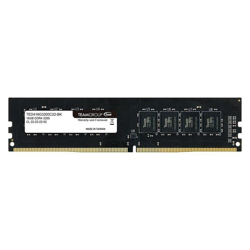 Team TED416G3200C2202 16GB (1x16GB) 3200MHz DDR4 RAM