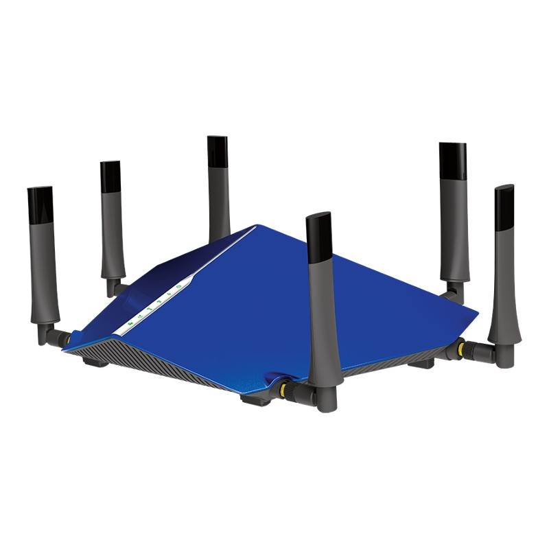 Dlink TAIPAN AC3200 Ultra Wi-Fi Tri-band Modem Router