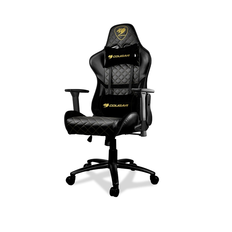 Cougar Armor One Royal Gaming Chair (Manual Freight)