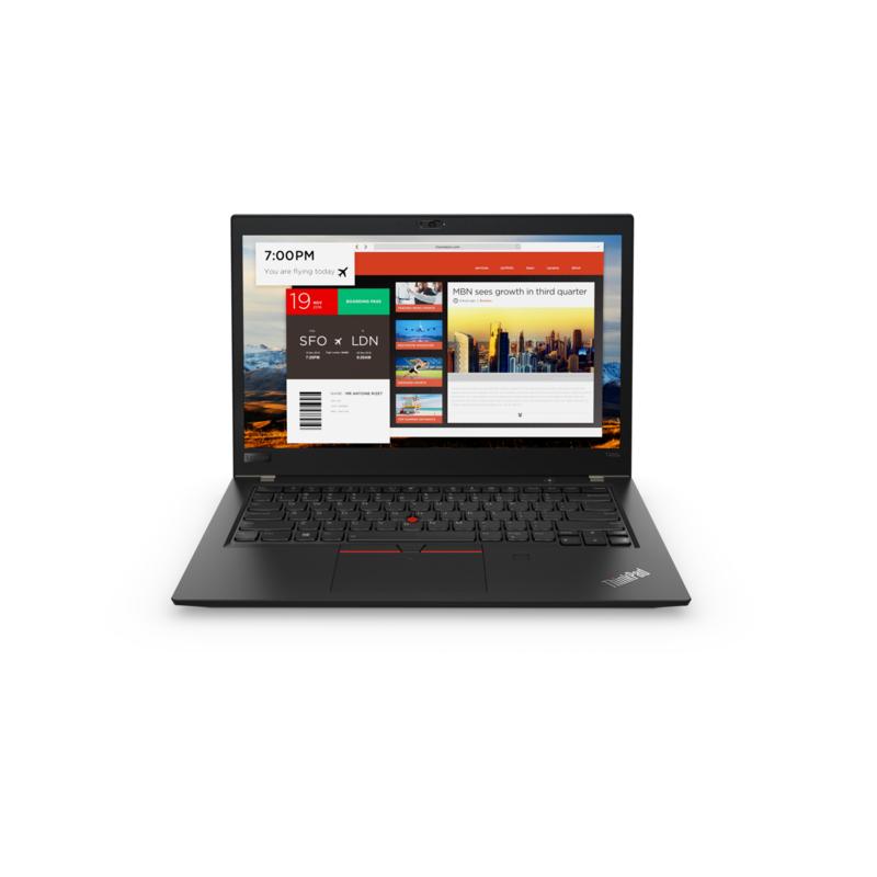 """LENOVO ThinkPad T480 20L5003BAU 14"""" i5-8250U 1T 8G W10P 3YR Notebook"""
